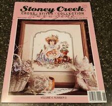 Stoney Creek Collection Magazine Cross Stitch Pattern May / June 1992