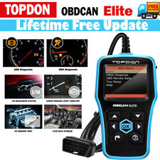 Car Fault Code Reader Engine ABS SRS Airbag Reset Diagnostic Tool OBDII Scanner