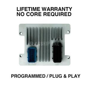 Engine Computer Programmed Plug&Play 2005 Pontiac Grand Am 12586584 YFMH 2.2L