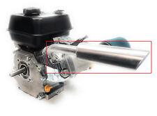 Engine Header Exhaust Pipe For: Go Karts Predator 212cc, Honda GX160, GX200...