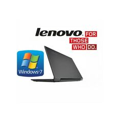 "computer portatile lenovo v110 i3 15,6"" windows7 (art.254) notebook pc nuovo con"