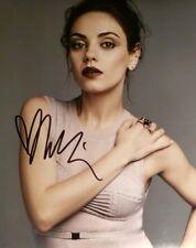 Mila Kunis Hand Signed 8x10 Photo w/Holo COA HOTT