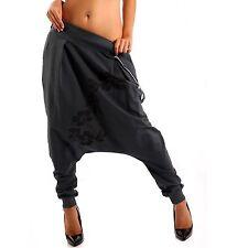 L32 Damenhosen aus Baumwolle mit niedriger Bundhöhe
