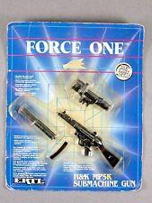 Ertl Force One HECKLER & KOCH MP5 SUBMACHINE GUN 1:6 Diecast