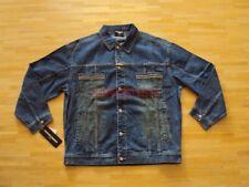 Original RocaWear Jeans Jacke Blouson 90er Jay Z Roc-A-Fella Gr L denim NEW NEU