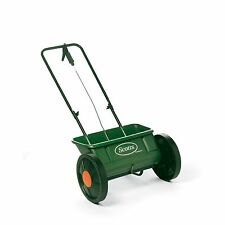 Lawn Builder EVENGREEN DROP FERTILISER SPREADER On Wheels PLASTIC *Aust Brand