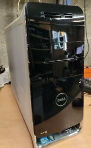 Unité Centrale DELL XPS 8300 Intel Core i7 2600 / 8go ddr3 /hdd 500Go /Win10 pro