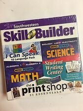 Southwestern Skill Builder Combo Pack New Sealed Science Algebra Math Writing