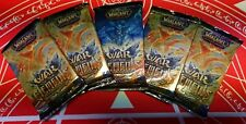 WOW TCG ITALIAN War of the Elements LOT OF 5 Sealed Booster Packs