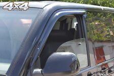 Auto Clover Wind Deflectors Set for Volkswagen Transporter T5 / T6 (2 pieces)