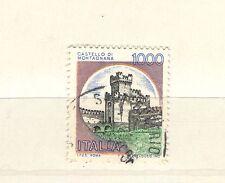 B9105  - ITALIA 1980 - CASTELLO MONTAGNANA  N. 1527 - MAZZETTA DA 50 - VEDI FOTO