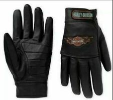 Harley Davidson motorcycle gloves, men's, leather gloves All sizes available