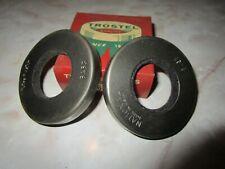 NORS Rear Wheel Inner Seals 1955-1957 Hudson Wasp 1946-1956 Nash 600 Statesman 6