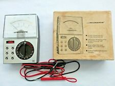 Vintage Micronta Multitester 20,000 Ohms/Volt Dc, Cat. No. 22-202