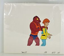 He-Man Masters of the Universe Original Animation filmation Cel Clawful