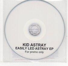 (EG853) Kid Astray, Easily Led Astray EP - 2013 DJ CD