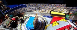 Addams Family Pinball Shooter Ramp Decal Set Mod