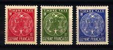 FRENCH GUIANA - GUYANA FRANCESE - 1947 - Segnatasse.  Stemma