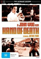 The Hand Of Death - JACHIE CHAN-Ultra Bit Collection (DVD, 2008)-REGION 4