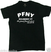 Paul Frank T Shirt The Paul Frank Store New York C Mulberry St Black 100% Cotton