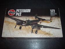 AIRFIX  PETLYAKOV PE2   PLASTIC  MODEL 1/72