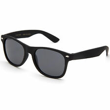 Kids Classic Style Sunglasses UV Protected Black Smoke Lens Lead Free Vintage