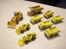 Matchbox Dump Trucks
