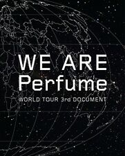 WE ARE Perfume WORLD TOUR 3rd DOCUMENT First Limited Edition 2 Blu-ray CD Japan