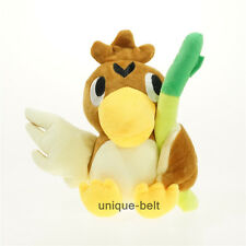 6b612c11c37 New Pokemon Farfetch d Figure Toy Soft Stuffed Animal Plush doll 15cm 6