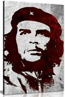 Che Guevara Canvas Wall Art Picture Print