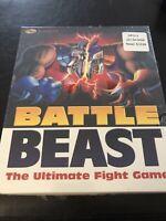 PC Big Box CD-ROM Game Battle Beast The Ultimate Fight Game 1995  NIB