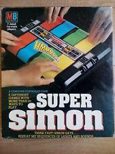 Retro Super Simon computer controlled game 1980's