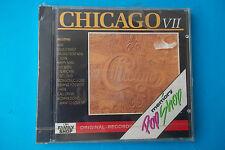 """CHICAGO VII CD 1990 CBS RECORDS SERIE """"FAMILY SHOP """" NUOVO SIGILLATO"""