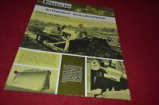 Euclid Straight Bulldozers Dealer's Brochure DCPA6