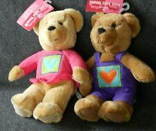 Hallmark- Valentine Heart Magnet - Kissing Bears - NWT