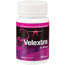 1 Velextra Female Sexual Enhancement - 10 Capsule Bottle