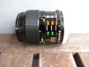 CANON Macro Lens FD 1:3.4 SSC Objektiv für   F1