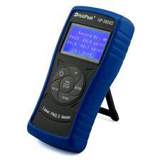 PM2.5 PM10 Laser Partikelmessgerät Feinstaubmessgerät Partikelmesser Feinstaub