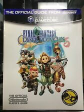 Final Fantasy Crystal Chronicles For Gamecube Official Players Guide