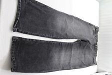 J4035 Wrangler Roxboro Jeans W38 L32 Schwarz  Gut