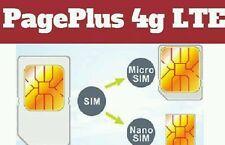 Page Plus Sim Card