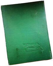 Vintage USSR Folder to the Report 1974
