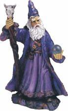 Miniature Fairy Garden Wizard w/ Staff & Gazing Ball - Buy 3 Save $5