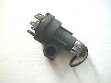 Vintage 1116512 55 56 Chevy Truck 55-57 Corvette Ignition Switch Lock Cyl & Key