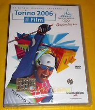XX Giochi Olimpici Invernali TORINO 2006 IL FILM - Dvd ○ NUOVO - CZ