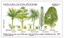 caledonia 2016 palm trees conifers Palmen Koniferen palmier conifere 1v mnh **