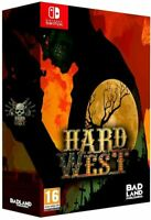 Hard West - Collector's Edition For Nintendo Switch (New & Sealed)