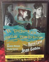 Il porto delle nebbie DVD (1938) Carné Jean Gabin Edit. Custodia Come Da Foto