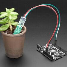 Adafruit STEMMA Soil Sensor,kapazitiver I2C-Feuchtesensor für Erde, Arduino 4026