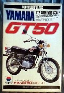 Nitto 1/12 scale Yamaha GT50